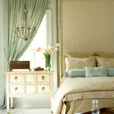 Traditional Bedroom by J. Hirsch Interior Design, LLC