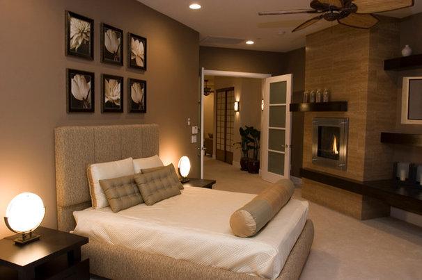 Contemporary Bedroom by DIVA INTERIOR CONCEPTS