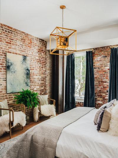 Modern Bedroom by Deniece Duscheone Design