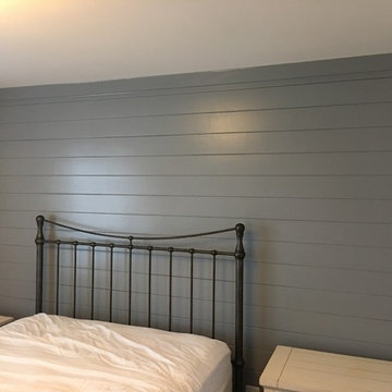 Jacobs - Bedroom wall applications