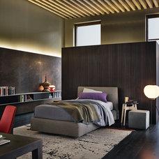 Contemporary Bedroom by Poliform USA