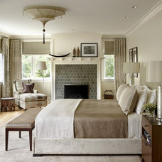 Eclectic Bedroom by jamesthomas, LLC