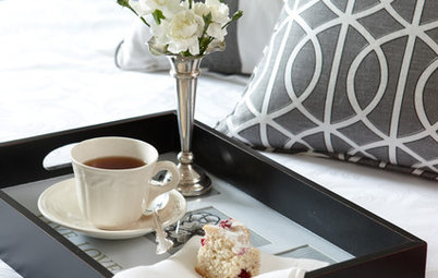 Organized Chic: 15 Stylish Ways With Trays