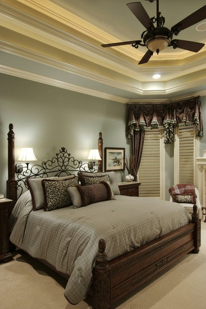 Traditional Bedroom by One Stop Decorating Center