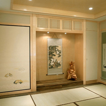 Japanese House Tatami Room