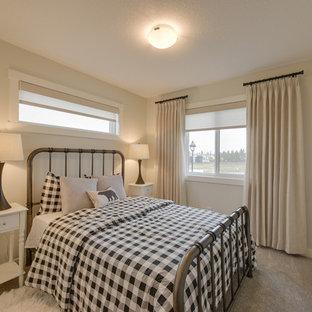 Camera da letto rustica Calgary - Foto e Idee per Arredare