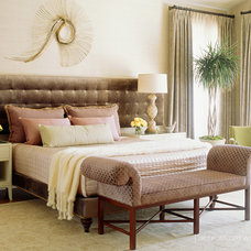 Contemporary Bedroom by Jeff Andrews Design