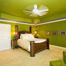 Eclectic Bedroom Jeffrey Johnson