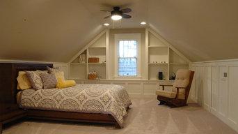 Jen's attic