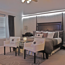 Contemporary Bedroom by JDS DESIGNS
