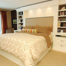 BOOKCASE BEDS