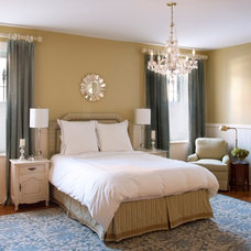 Traditional Bedroom by Jennifer Neal Design Studio
