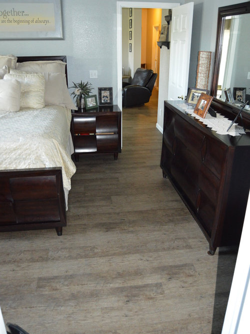 Gray Bedroom Design Ideas Remodels Photos With Vinyl