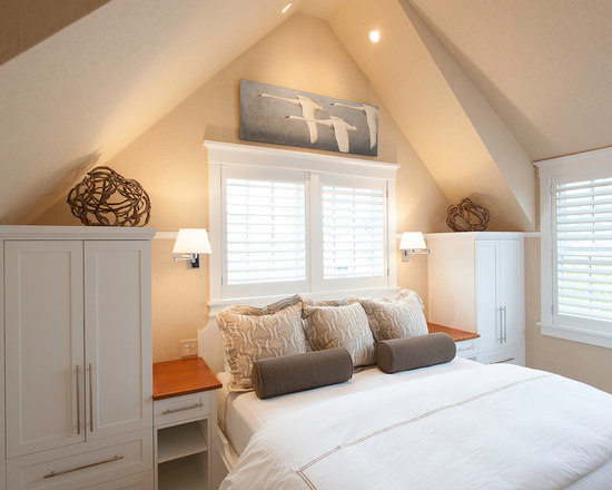 shaker bedroom design ideas, remodels & photos | houzz