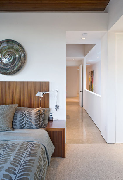 Modern Bedroom by Architects Magnus