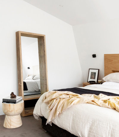 Contemporary Bedroom by Mcmahon and Nerlich
