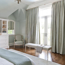 Traditional Bedroom by Jill Greaves Design