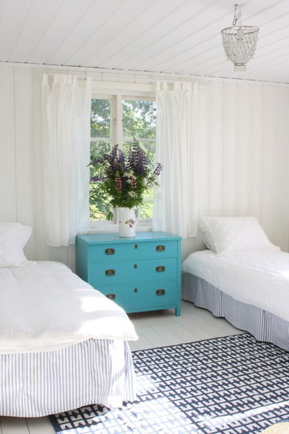 eclectic bedroom by Jill Sorensen