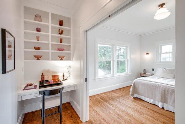 Transitional Bedroom by JIM ARNAL, REALTOR / BUILDER - ARNAL DESIGN BUILD