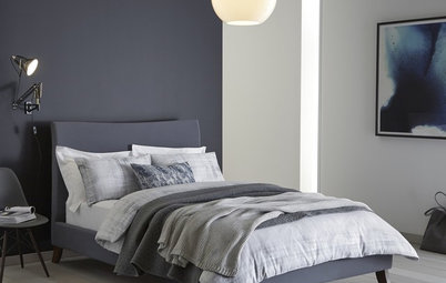 Soothing Grey & White Bedrooms You Will Love