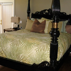 Traditional Bedroom by Kitt Haman Design