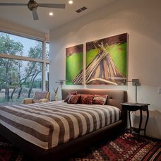 Contemporary Bedroom by NIMMO American Studio For Progressive Architecture