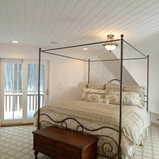 Rustic Bedroom by Sears Architects