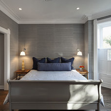 Contemporary Bedroom by Buckingham Interiors + Design LLC