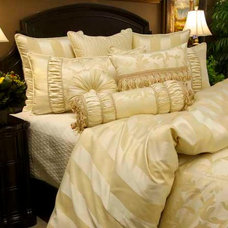 Traditional Duvet Covers And Duvet Sets by K&R Interiors