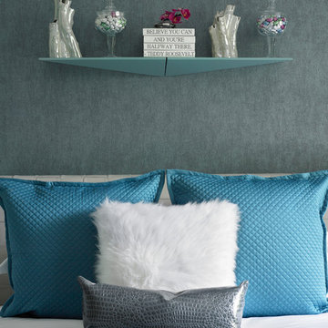 Junior League of Miami Showhouse 2016 — Sausage Tree Cottage Bedroom