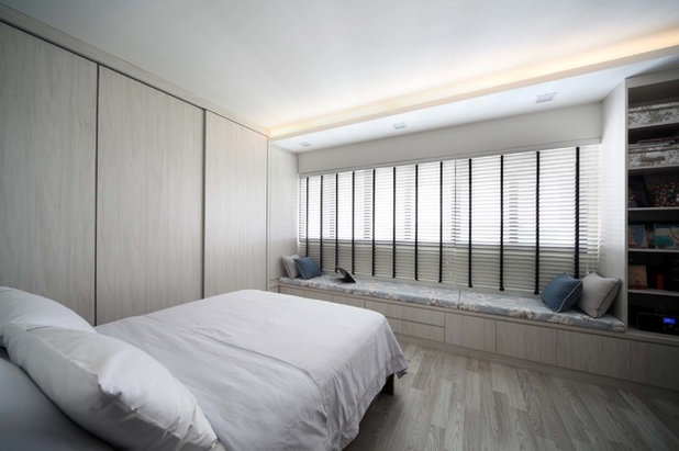 Bedroom by Space Concepts Design Pte Ltd