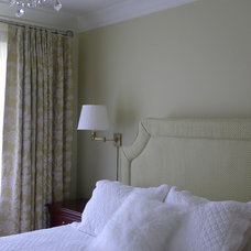 Traditional Bedroom by Susan Brook Interiors