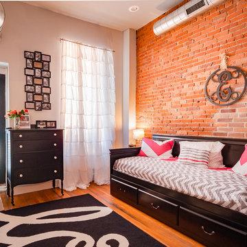 Kalamazoo Mall Condo Child's Bedroom