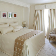 Traditional Bedroom by Mary Douglas Drysdale