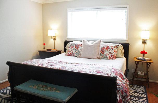 Traditional Bedroom by Kara Weik