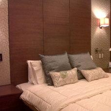 Asian Bedroom by Karen Maximo-Fernando