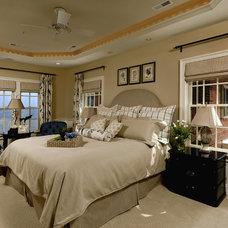 Traditional Bedroom by Karen Renee Interior Design