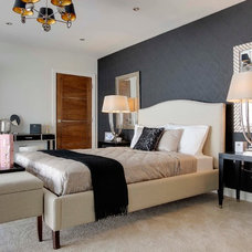 Contemporary Bedroom by Amara Property Investments Ltd