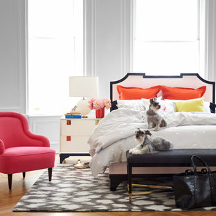 kate spade bedroom ideas and photos houzz rh houzz com Kate Spade Bedding Bloomingdale's Kate Spade Apartment