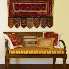 Eclectic Bedroom Katherine Glendinning