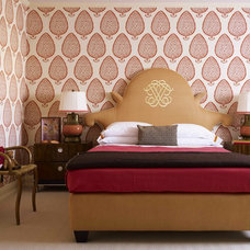 Contemporary Bedroom by Vendome Press