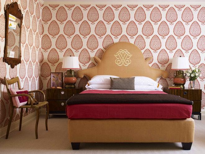 Contemporary Bedroom by Vendome Press