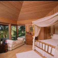 Tropical Bedroom by Jim Weinberg Lifestyles