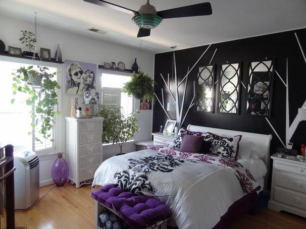 Modern Bedroom by CJ Builds LLC.