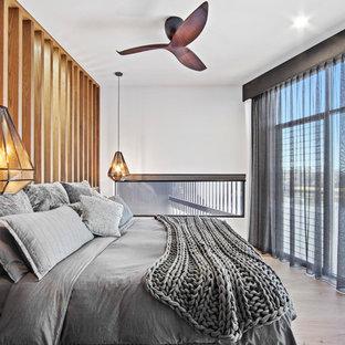 Moderne Schlafzimmer in Sunshine Coast Ideen, Design ...