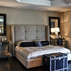 Traditional Bedroom by Interior Motives