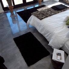 Contemporary Bedroom by Elite Crete Systems Canada