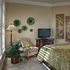 Contemporary Bedroom by KDS Interiors, Inc.