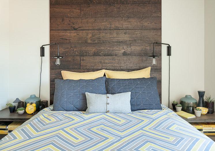 Спальня by Kendall Ansell Interiors