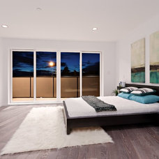 Contemporary Bedroom by Positive Space Staging and Design Inc.